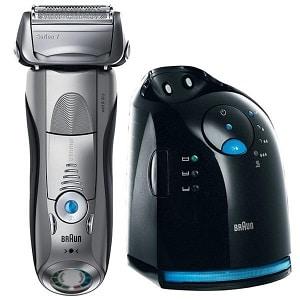 braun-serie-7-799cc-base-pulizia,funzioni,manutenzione