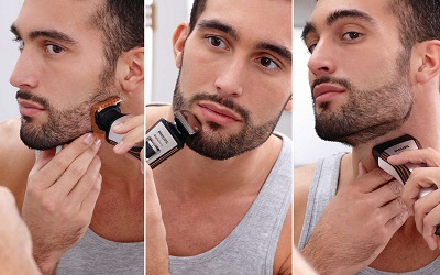 come curare la barba incolta lunga da uomo,consigli