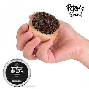 spazzola barba e baffi peter's beard,prezzo
