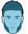 stili_di_barba,viso oblungo,barba corta